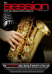 The Session: For Eb Alto Saxophone