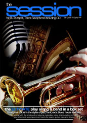 The Session: For Bo Trumpet, Tenor Saxophone